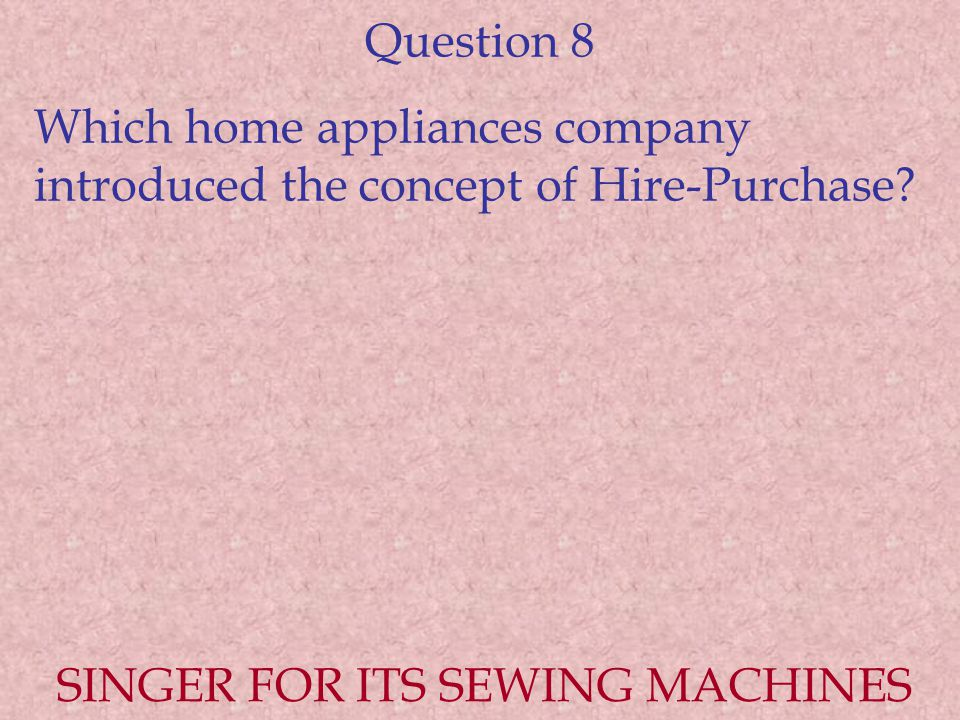 Question 9 Which economist coined the phrase, 'the perpetual struggle for room and food'.
