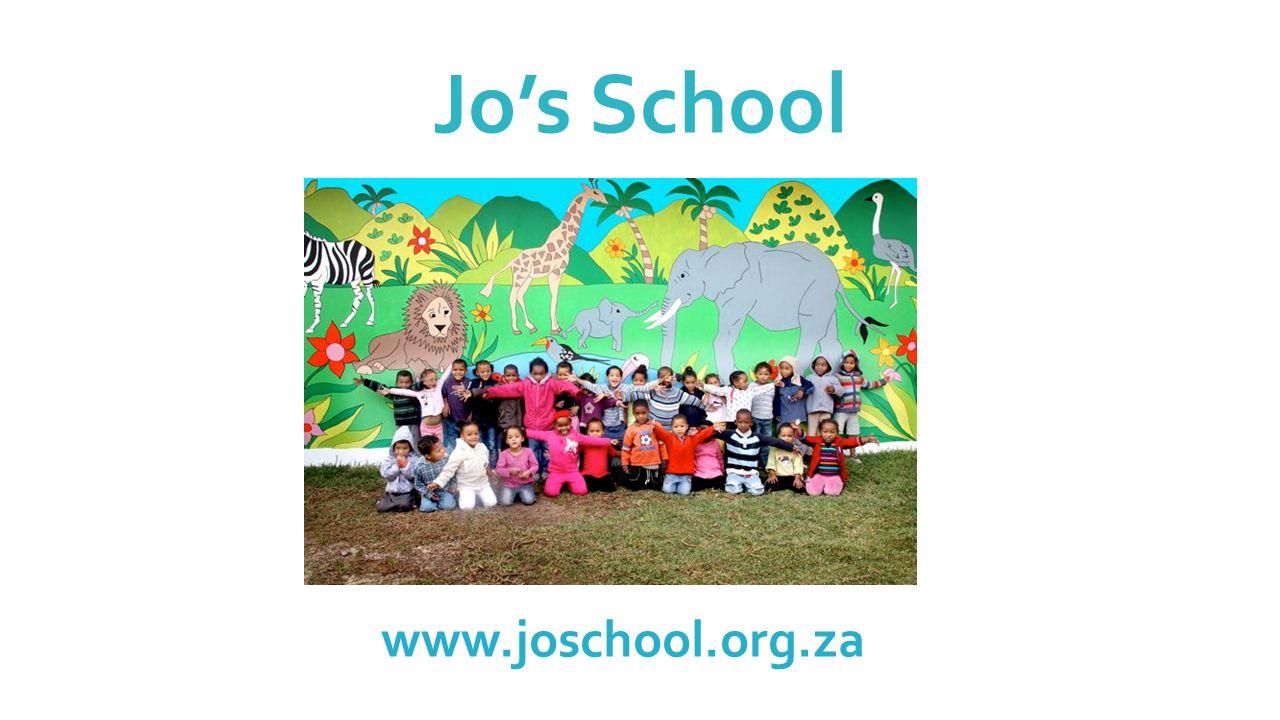 Jo's School www.joschool.org.za