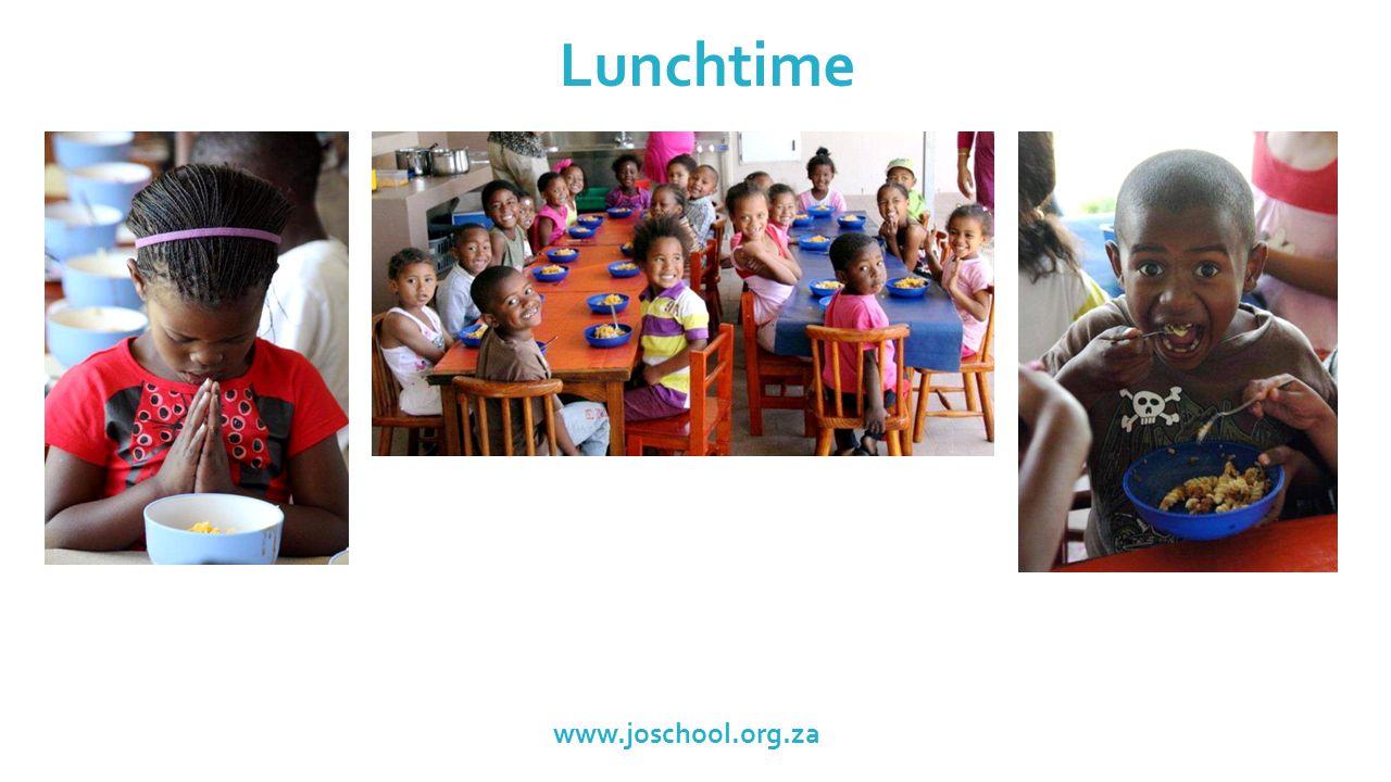 Lunchtime www.joschool.org.za
