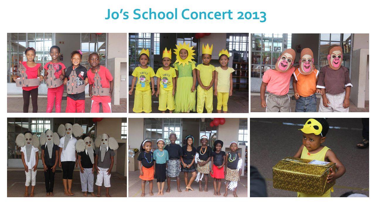 Jo's School Concert 2013