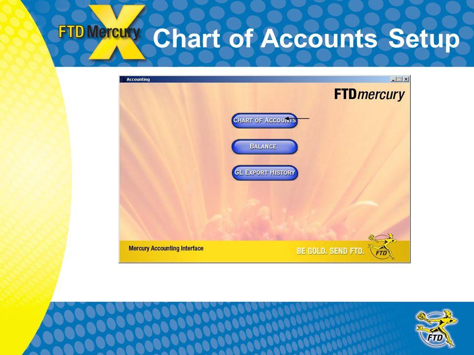 5 Chart of Accounts Setup