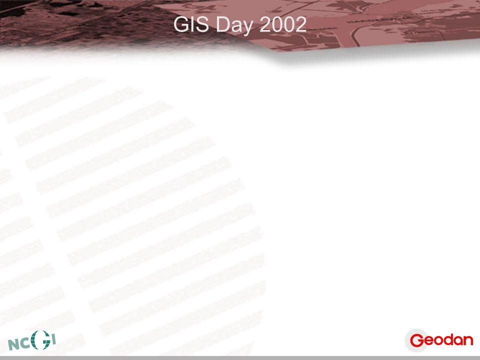 GIS Day 2002