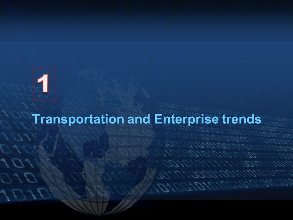 Transportation and Enterprise trends