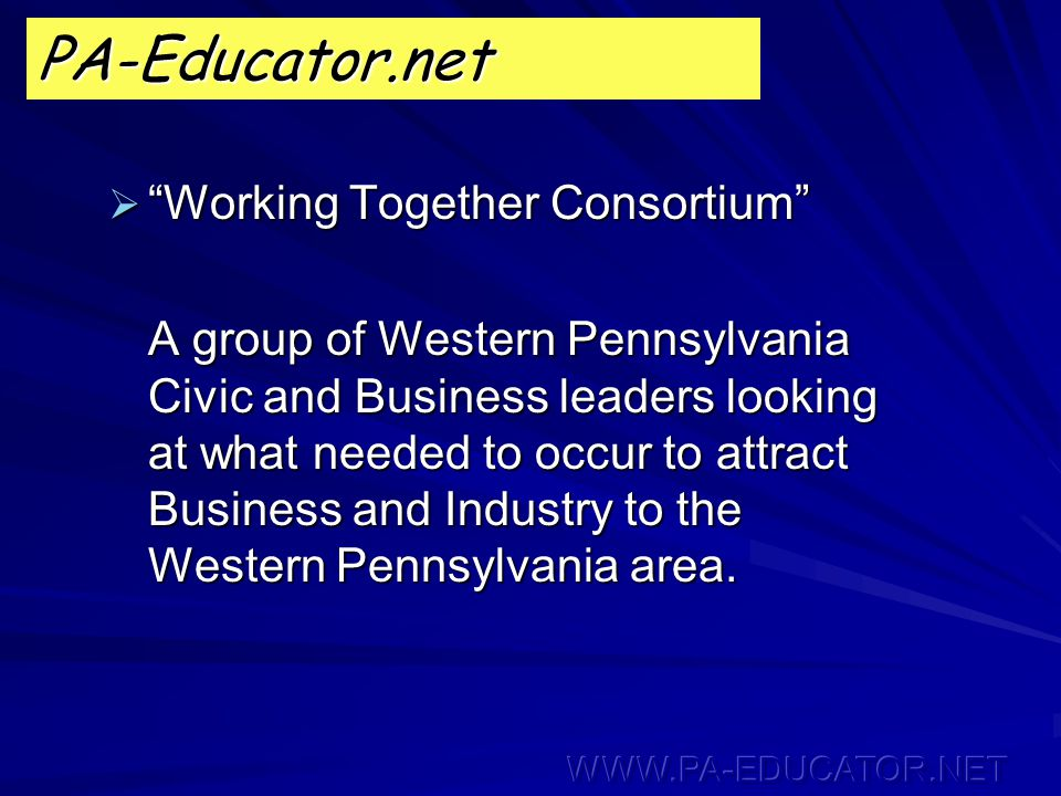 Working Together Consortium Report  Dr.