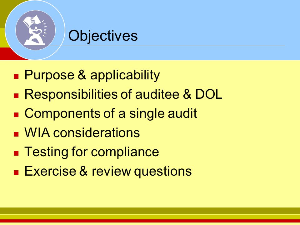 Additional WIA Considerations Advance Approval Contemplated corrective actions Including debt collection Grantee request of Grant Officer Criteria listed in 20 CFR 667.730(b) Nearly the same as Waiver of Liability