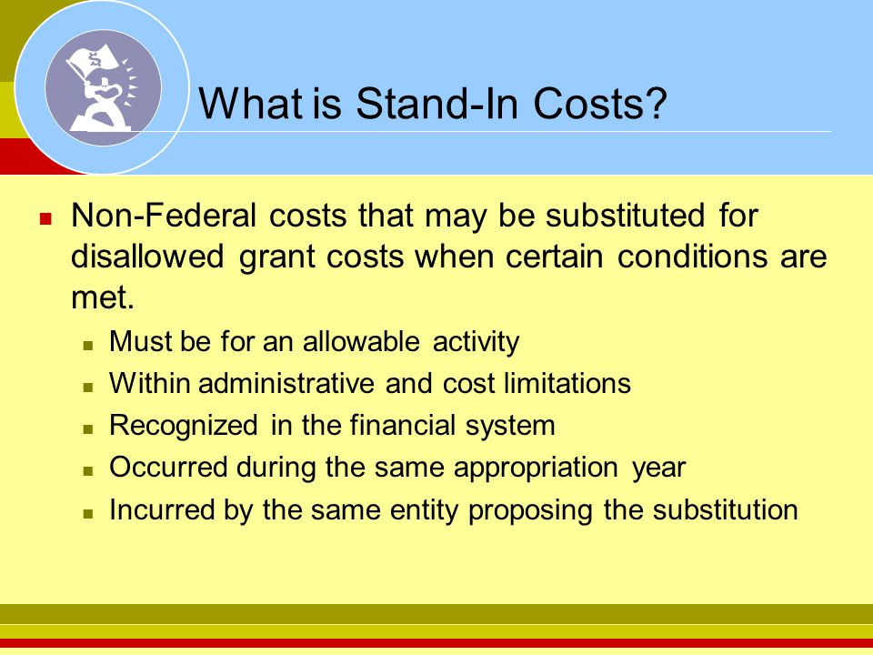 What is Stand-In Costs.
