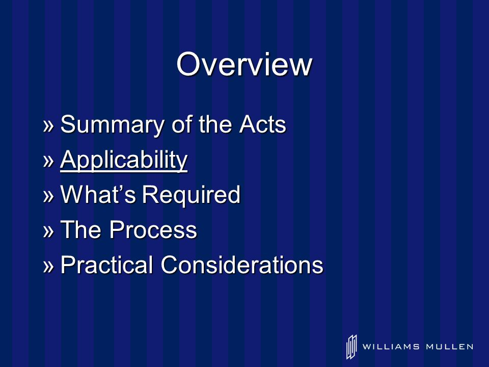 The Process (cont'd) »SEPA Procedures (cont'd) ›Judicial Review ›Compliance with SEPA is reviewed during review of overall agency action.
