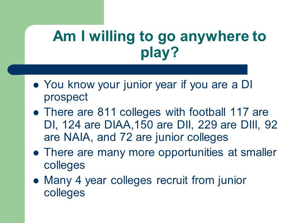 How do I get recruited.