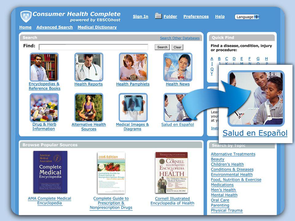 Consumer Health Complete