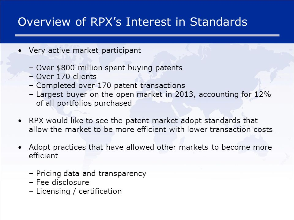 Many Markets are Efficient Structure of a Standard Securities Exchange
