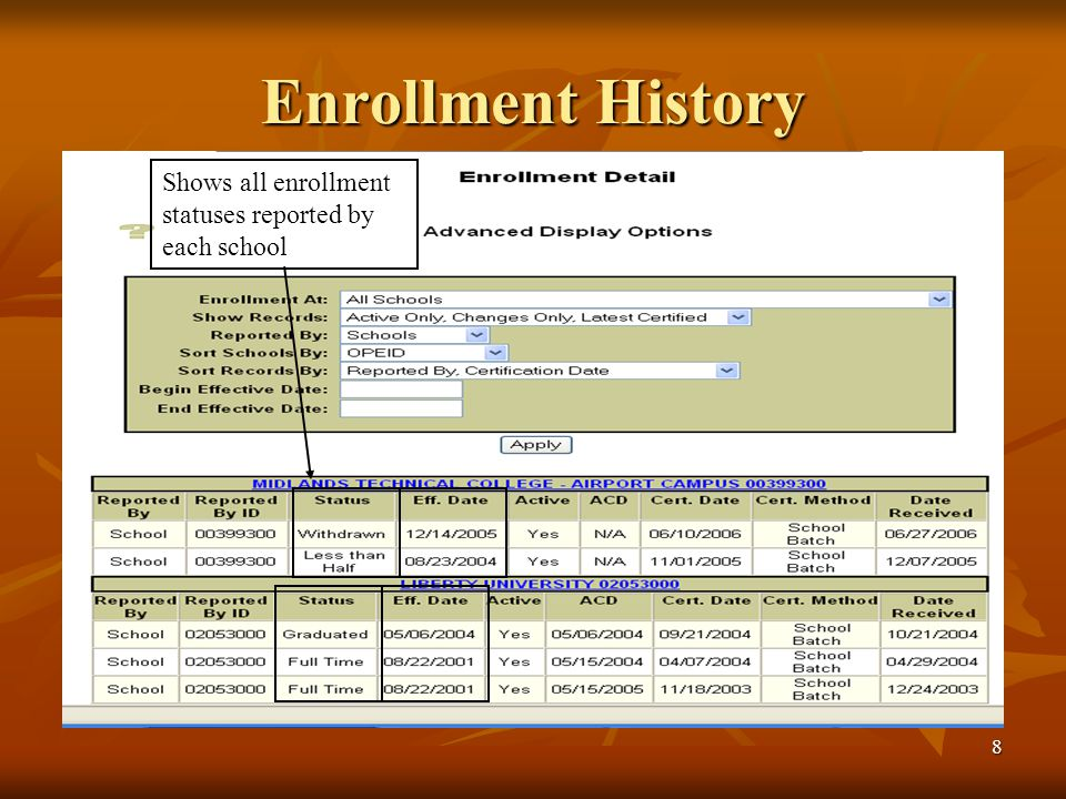39 Loan Information, Disbursements, and Determining Eligibility Case Study Student A: School receives an ISIR with NSLDS post screen 9 (exceeds sub limits).
