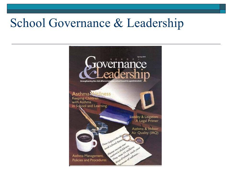 School Governance & Leadership