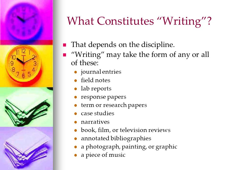 Poorly-Written Assignments Use intimidating diction Encourage fragmentary responses, idle speculation, or frivolity Are vague or assume students have more knowledge than they do Pose numerous questions that provoke incoherence Ask for personal information Pit novice writers against professionals Do not stipulate audience or purpose and, therefore, context