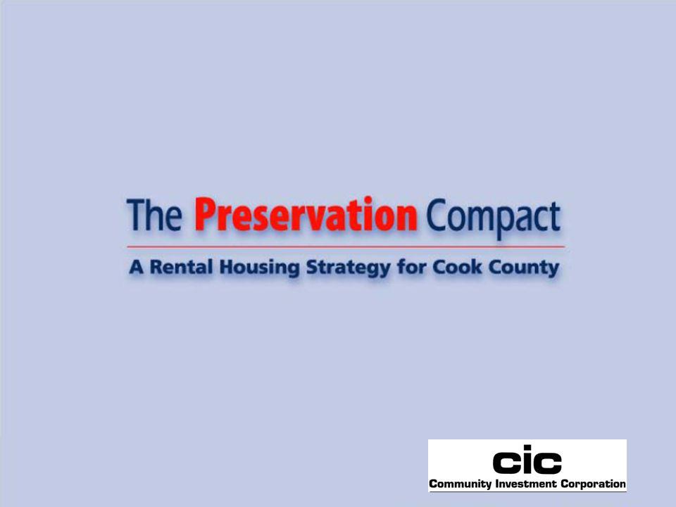Seven Preservation Keystones Data Clearinghouse Energy Savers Program Property Tax Improvement Interagency Council Rental Housing Alliance Preservation Fund Suburban Initiative