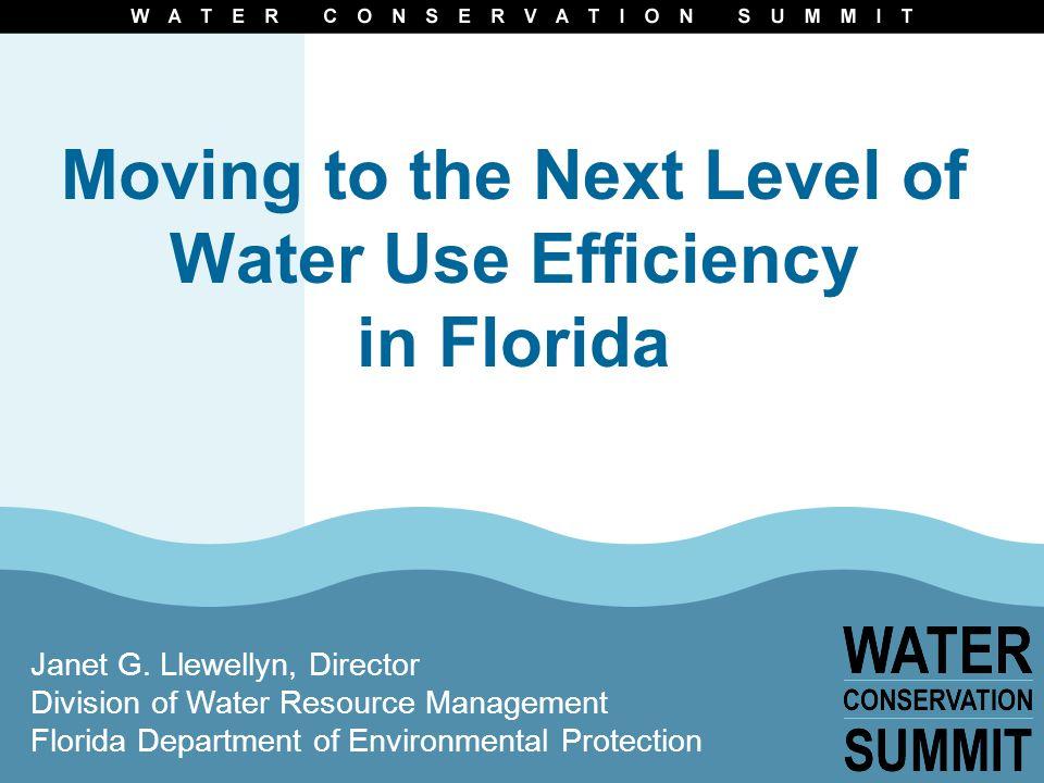 Statewide Fresh Water Demand