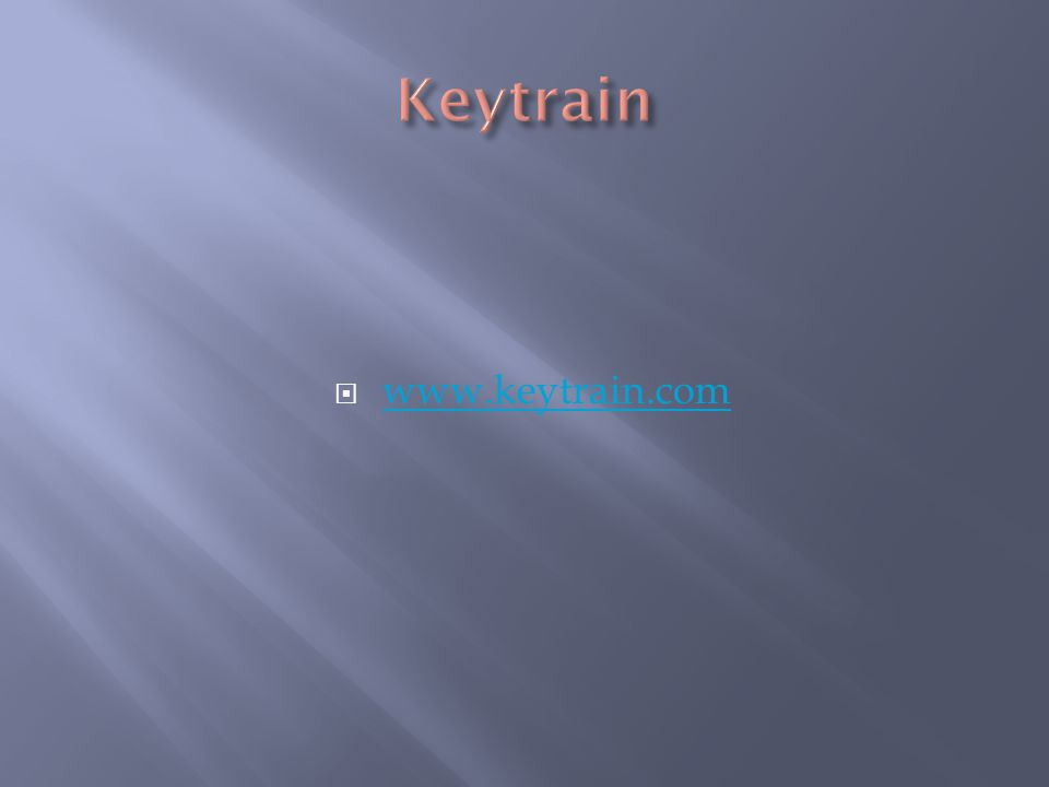  www.keytrain.com www.keytrain.com