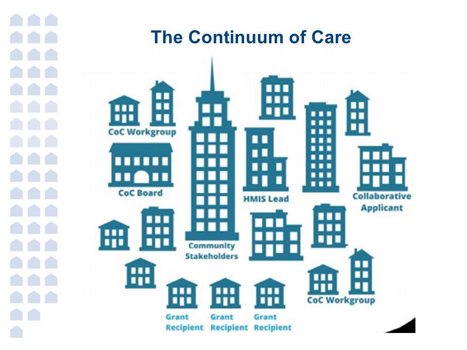 The Continuum of Care