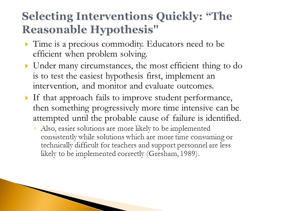 Evidence-based interventions (EBI) are treatments that have proven effective through rigorous outcome evaluations  History of EBI across professions ◦ Medicine, Clinical and Counseling Psychology, Education/School Psychology  Where is the list.