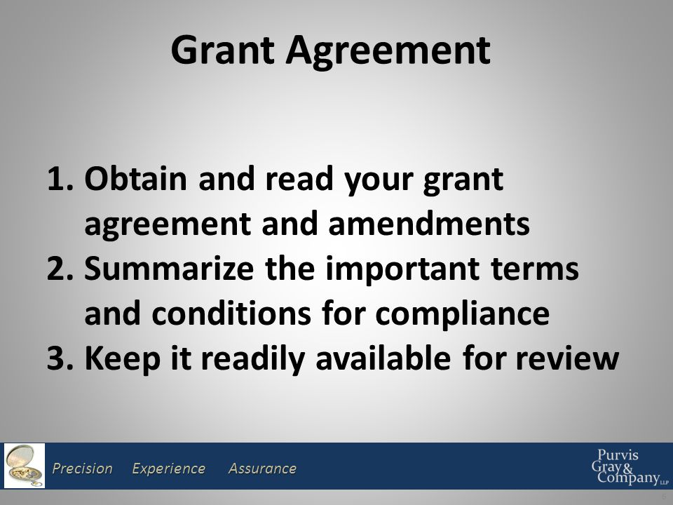 Precision Experience Assurance 7 Federal Audit Clearinghouse The Federal Audit Clearinghouse homepage Single audit reference materials Links to several resources to assist the auditors and auditees with Federal compliance requirements Single audit basics and where to get help for Federal grant recipients provided by the Grants Management Committee of the United States Government Chief Financial Officers Council