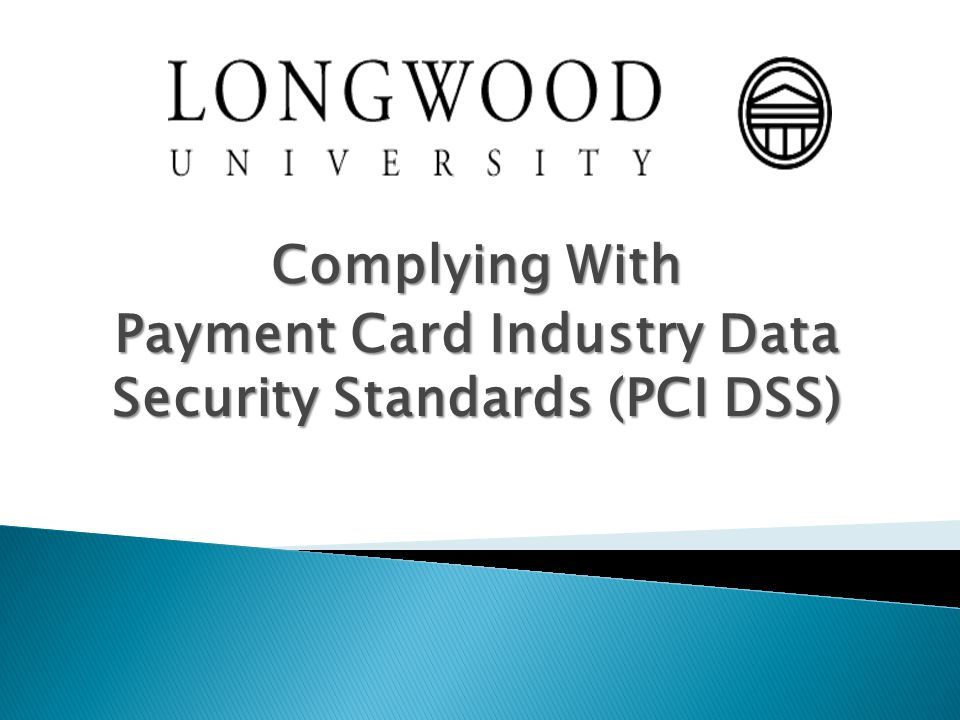 Participate in annual credit card security awareness training  Develop and comply with payment card acceptance policies/procedures  Maintain appropriate technical system security and network controls