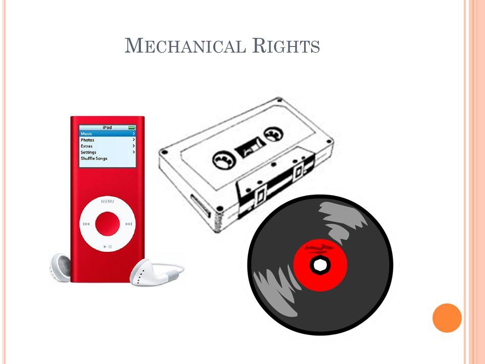 M ECHANICAL R IGHTS