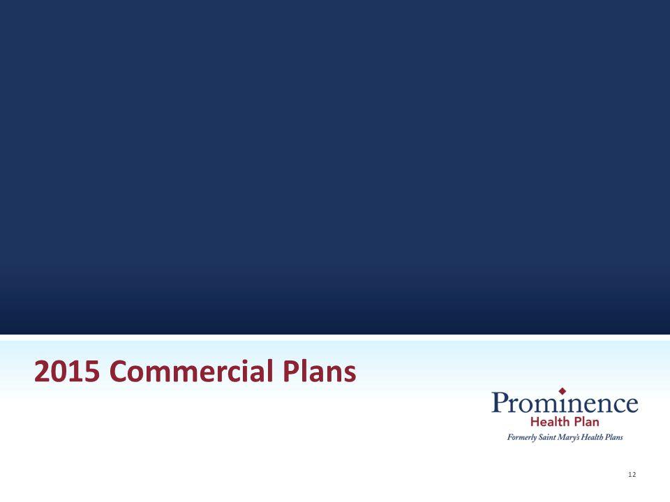 12 2015 Commercial Plans
