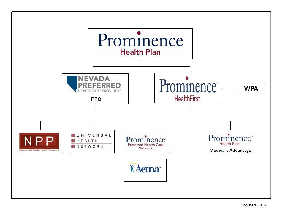 PPOHMO Updated 7.1.14 WPA Medicare Advantage