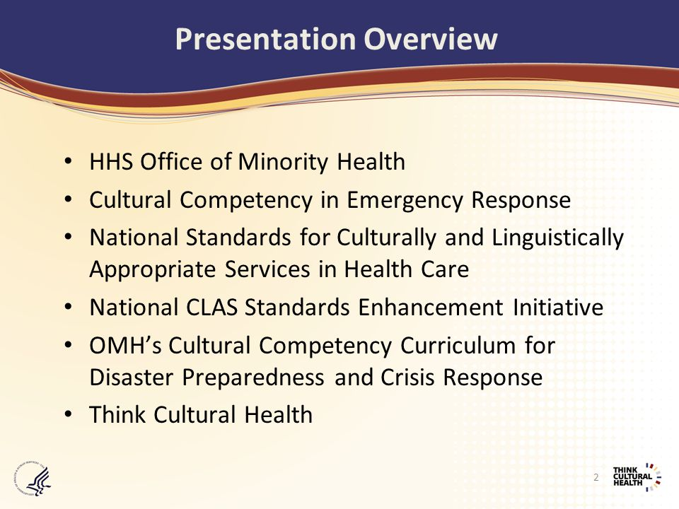 Mission: To improve the health of racial and ethnic minority populations through the development of health policies and programs that will help eliminate health disparities.