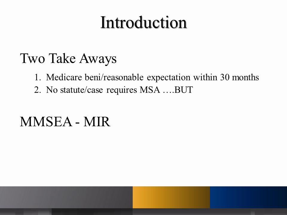 Medicare & MSP Basics
