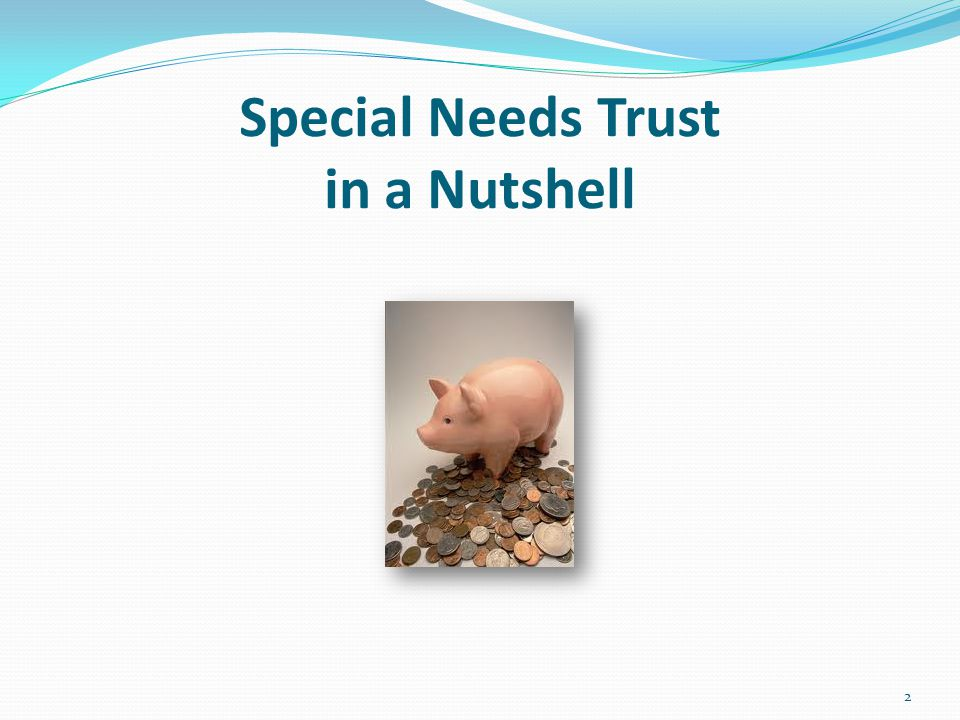 Over 65 & Pooled Trust Establishing pooled trust sub accounts for the benefit of disabled persons over 65 is explicitly contemplated and permitted by the federal Medicaid statute's provisions pertaining to pooled trusts, which were enacted in 1993 as part of the Omnibus Budget Reconciliation Act, Pub.L.