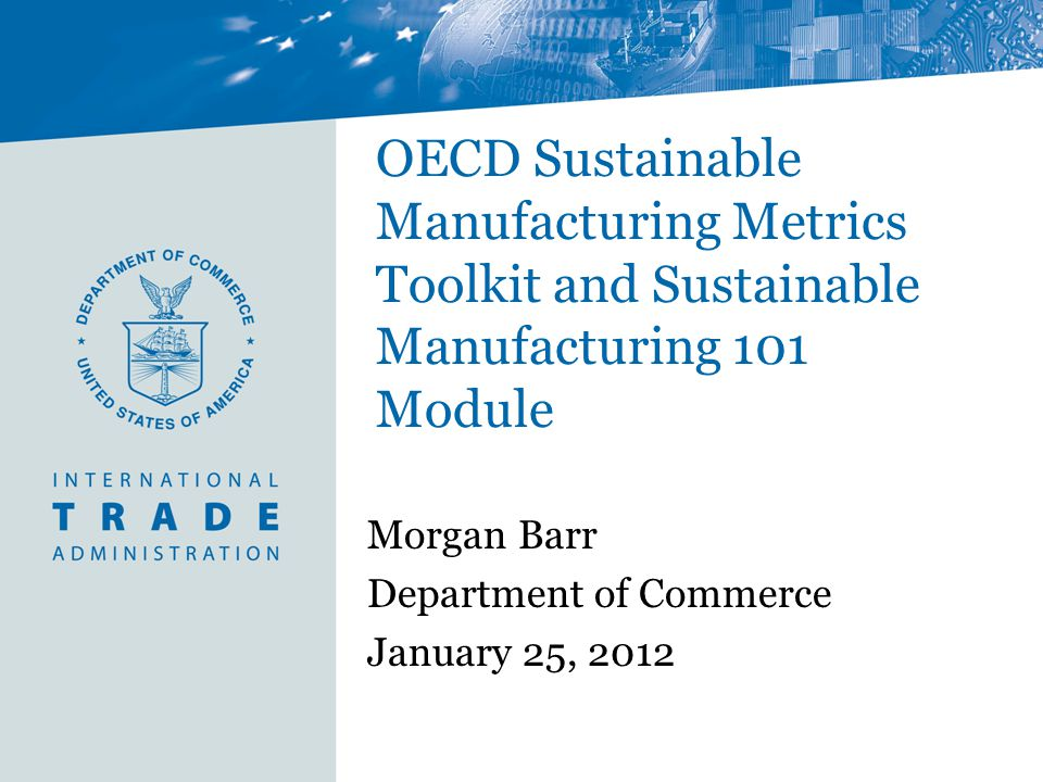 What is the OECD.