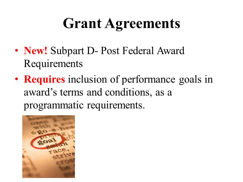 Grant Agreements New.