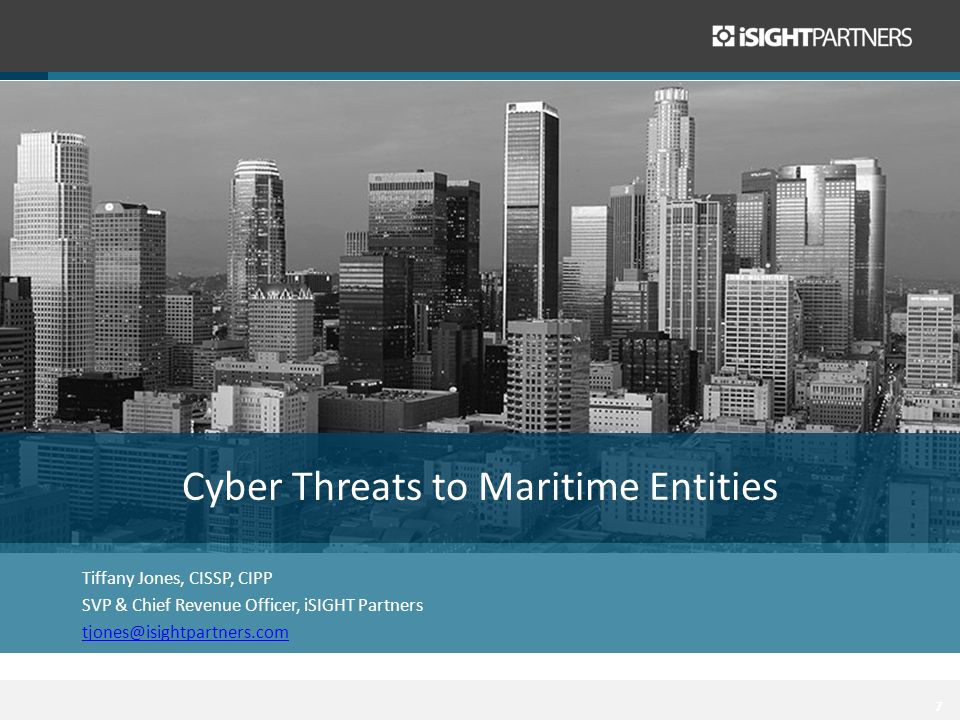 8 Primary Threat Categories Proprietary and Confidential Information.