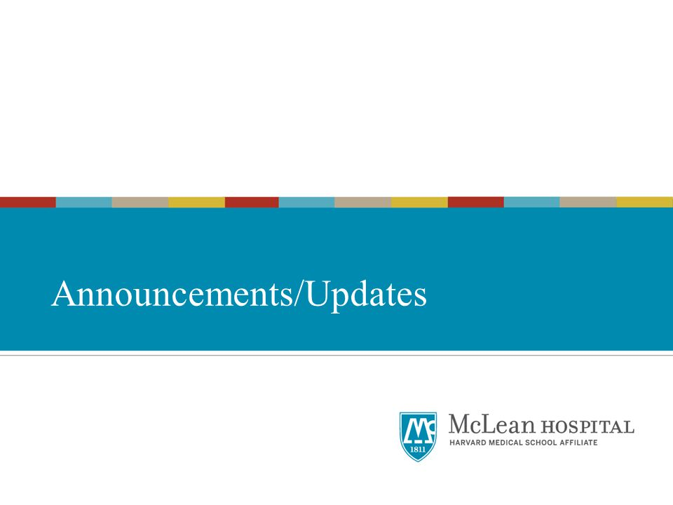 Successful Grant Submissions February Deadlines Grant MechanismsSubmissions R01s13 Ks2 Progress Reports8 R21s, R21/R33, R01, R0314 Foundations, subcontracts, JIT, NARSADs 24 Total61