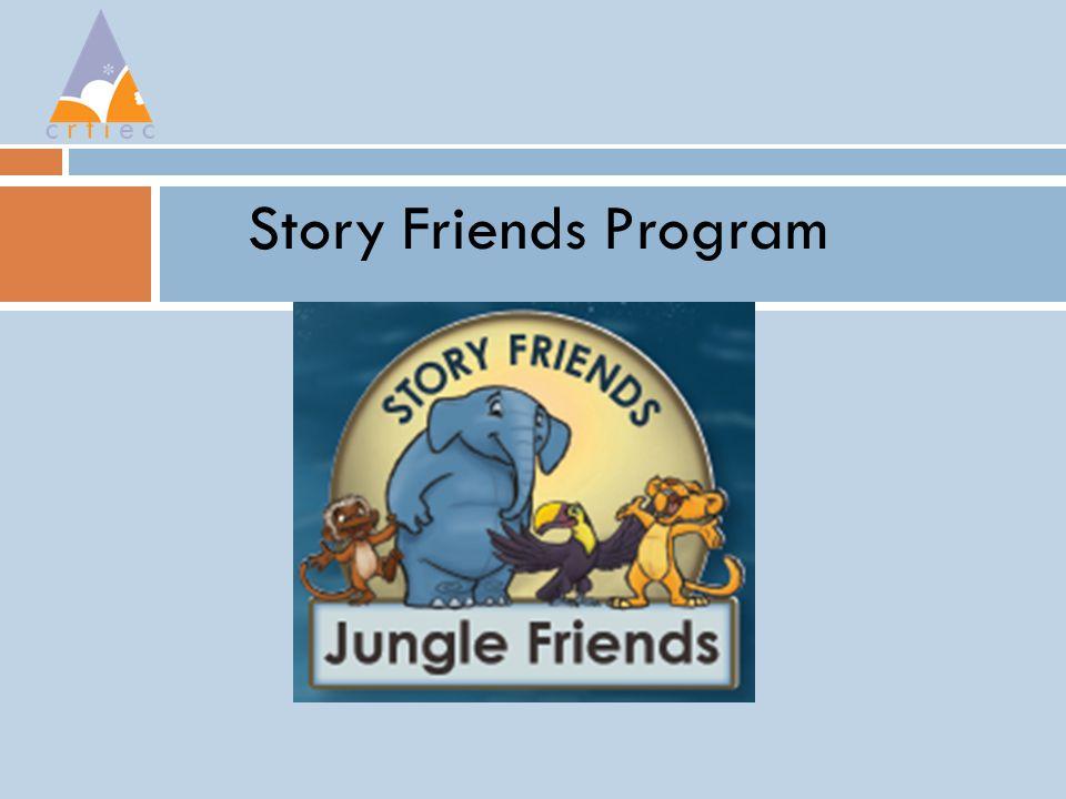 Story Friends Program