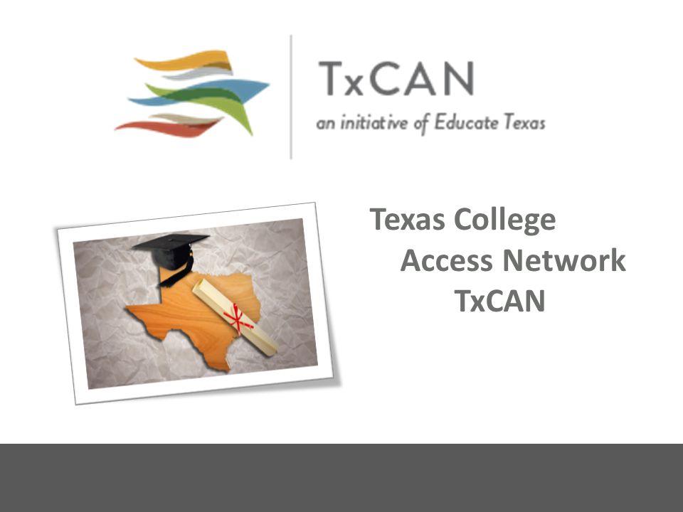 Texas College Access Network TxCAN