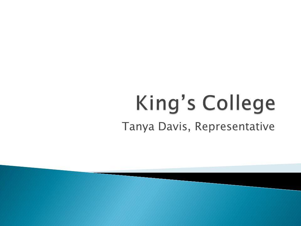 Tanya Davis, Representative