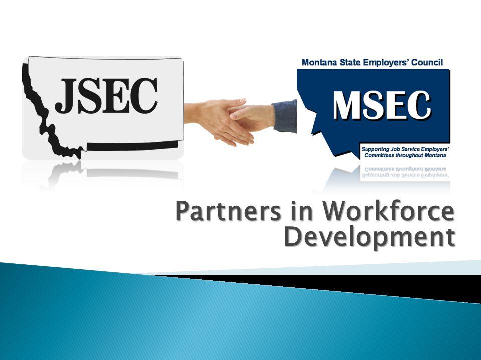 Partners in Workforce Development
