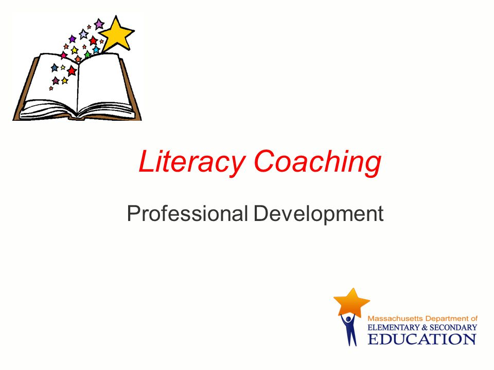 Literacy Coaching Professional Development