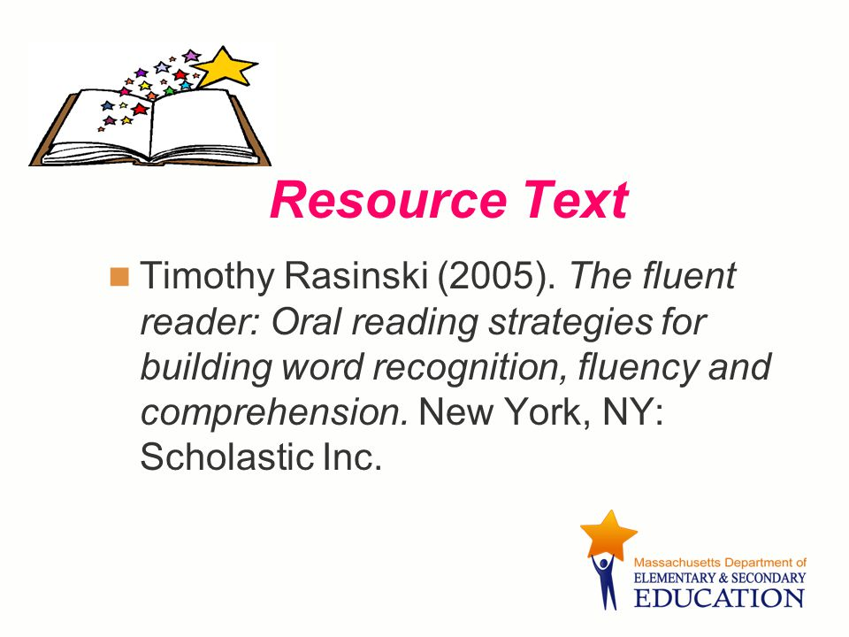 References for Material in this Talk Material for this talk is drawn in part from the book: Reading and Writing Informational Text in the Primary Grades: Research- based Practices, published by Scholastic.