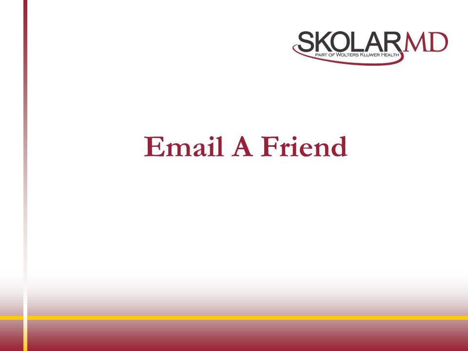 Email A Friend