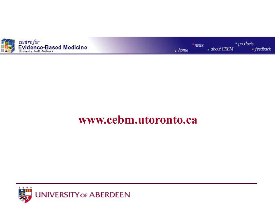 www.cebm.utoronto.ca
