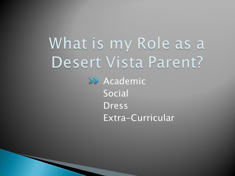 Academic Social Dress Extra-Curricular