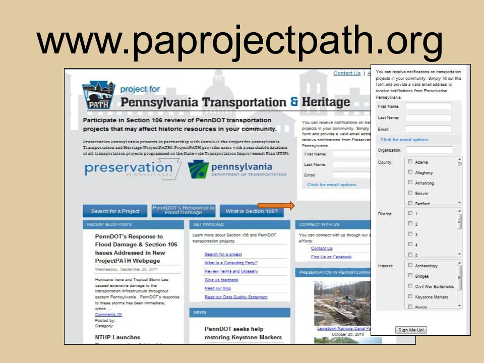 www.paprojectpath.org