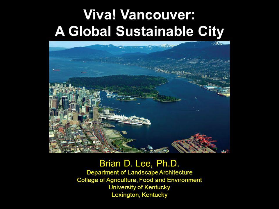 Brian D. Lee, Ph.D.