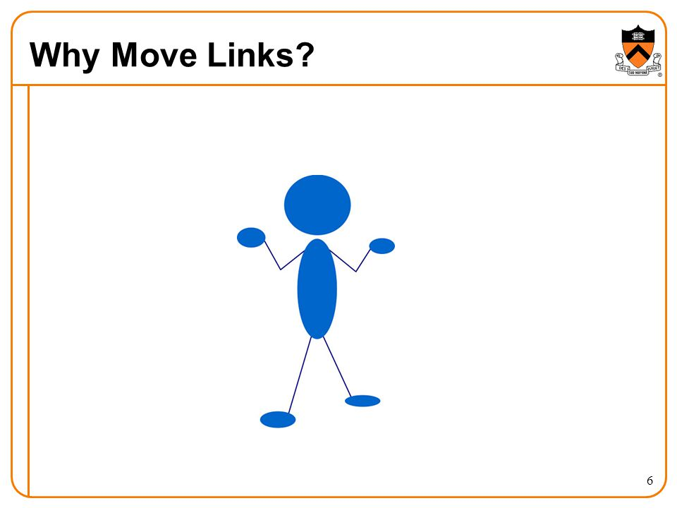Why Move Links 6
