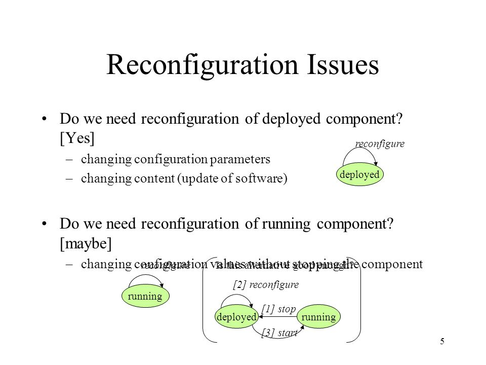 16 XML CDL should address manageability issues rather than readability (user friendliness) issues –Front-end CDL (e.g., SmartFrog) would provide user- friendly features Impacts from Lifecycle management requirements addressed –lifetime of attribute values –read-only attributes Made use of existing XML features –XML Schema for data type checking –QName (namespace) for reference