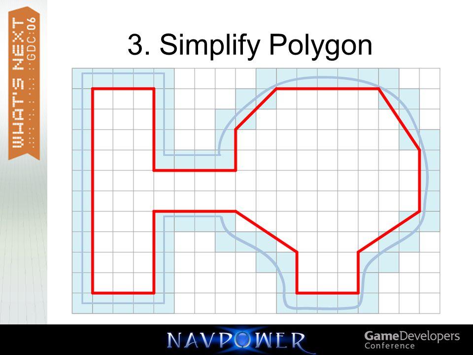 3. Simplify Polygon