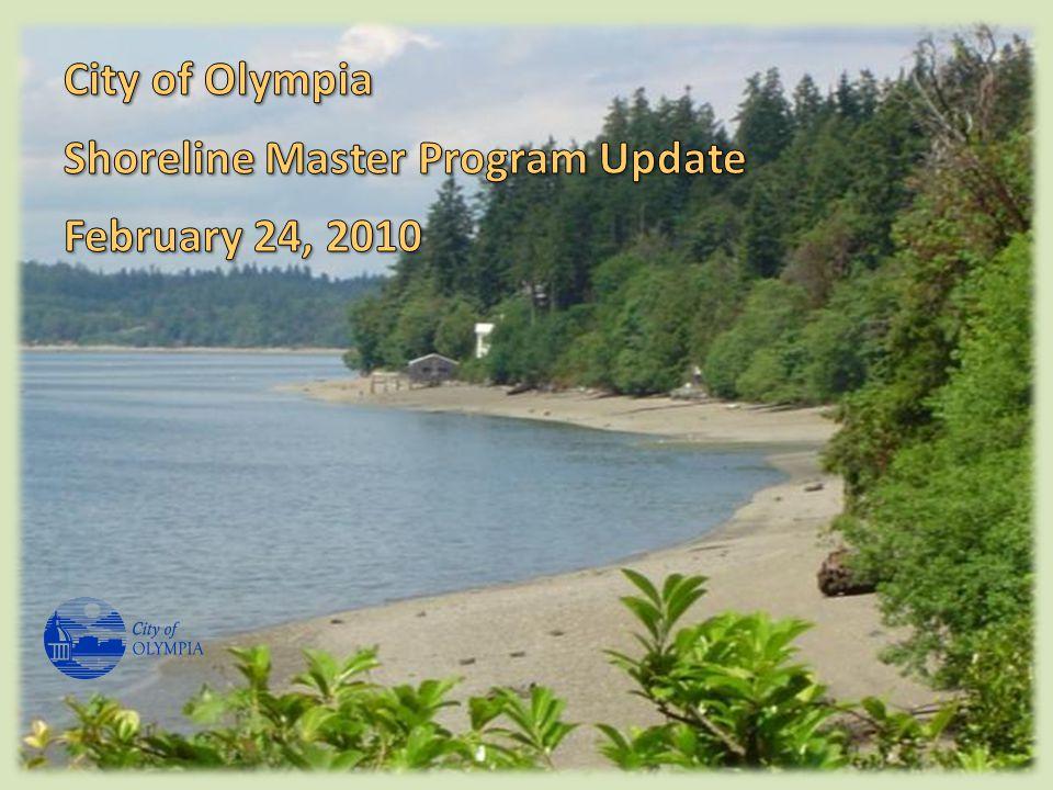 Shoreline Master Program Update