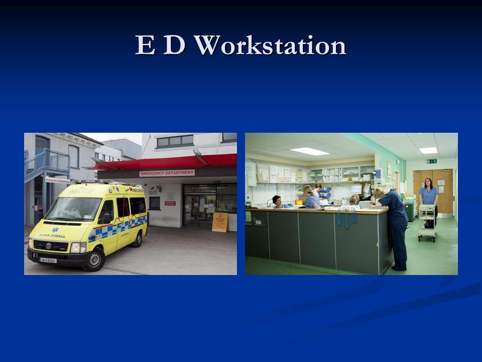 E D Workstation